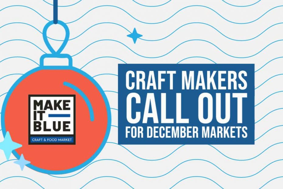 Make It Blue Christmas Market Callout lr