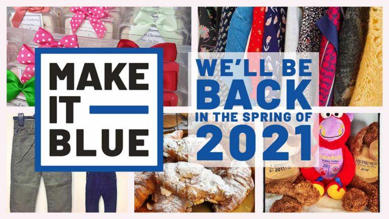 make it blue market back in 2021