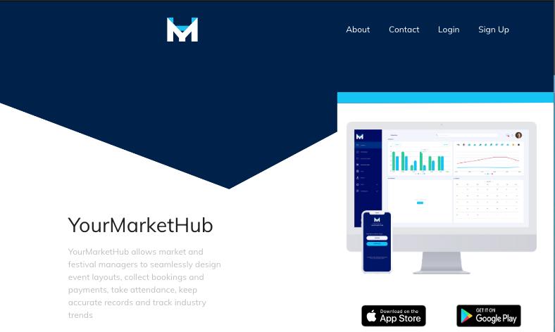 YourMarketHub-website